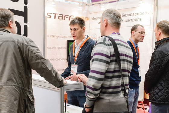 StaffCop на InfoSecurity Russia 2014