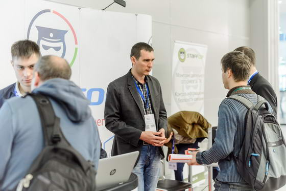 StaffCop на Infosecurity Russia 2016