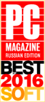 PCMag Russian Edition Award 2016